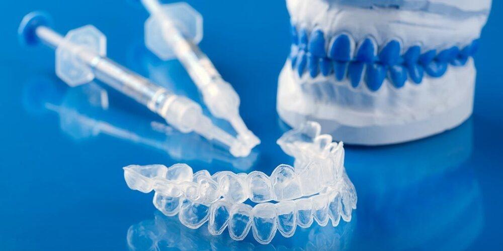 Капа для отбеливания зубов